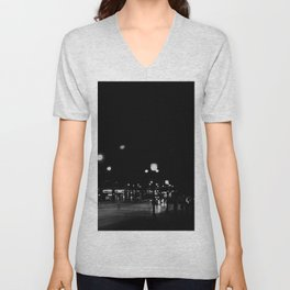 Chicago Noir ... Unisex V-Neck