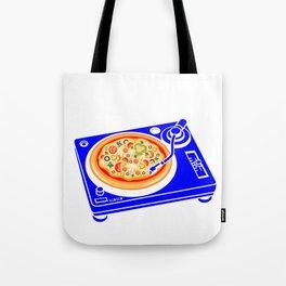 Pizza Scratch Tote Bag