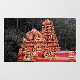 Indian Temple In Sri Lanka Rug