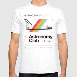 Astronomy Club T-shirt