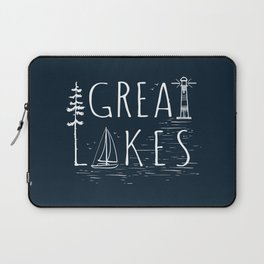 Great Lakes Laptop Sleeve