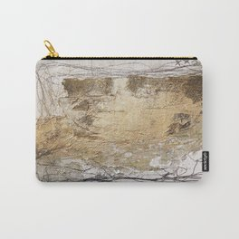 golden Carry-All Pouch