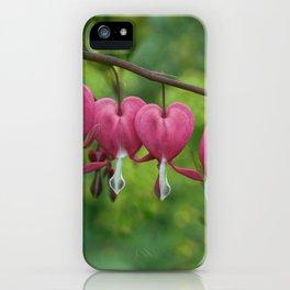 Oh My Bleeding Heart  iPhone Case