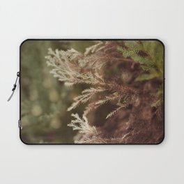Pine and bokeh Laptop Sleeve
