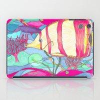 angel iPad Cases featuring Angel by Juliana Kroscen