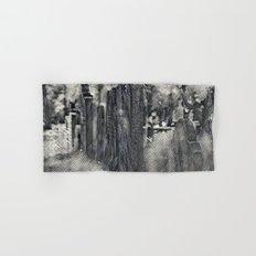 halloween graveyard - Halloween Bath Towels