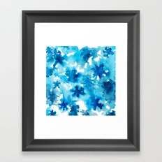 ETERNAL WINTER Framed Art Print