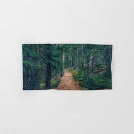 The Forest Path Hand & Bath Towel