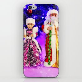 Twas The Night Before Christmas iPhone Skin