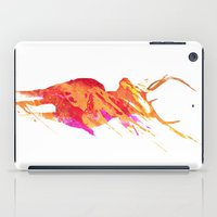 road iPad Cases featuring On the road again by Robert Farkas