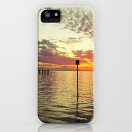 Dock of the Bay iPhone Case