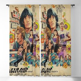 Dazed and confused 1993 Blackout Curtain