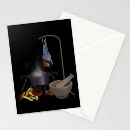 Bat Medicine Stationery Cards