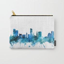 Leicester England Skyline Carry-All Pouch