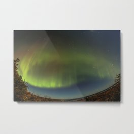 Auroras 10/1/12 Metal Print