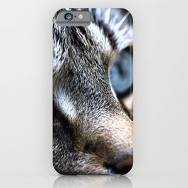 Katze, Cat iPhone Case