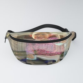 The Angel Upstairs Fanny Pack