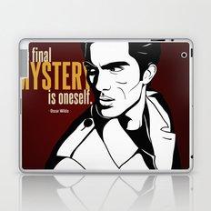 The Final Mystery Laptop & iPad Skin