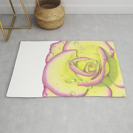 Rose - After the Rain Rug
