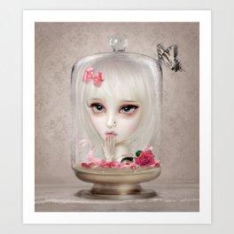 Glasshouse III Art Print