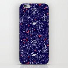 Stuga Pattern  iPhone & iPod Skin