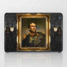 Nicolas Cage - replaceface iPad Case
