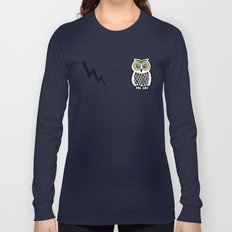 A Pattern For Wizards Long Sleeve T-shirt