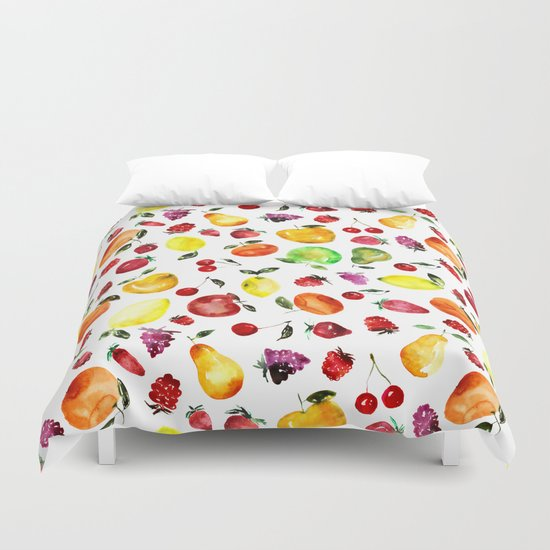 Tutti-frutti Duvet Cover