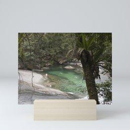Tropical Lagoon Mini Art Print