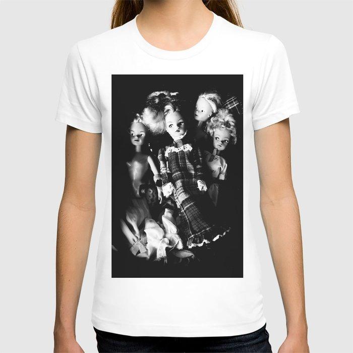 Thrift Shop Girls T-shirt