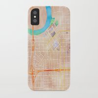 alabama iPhone & iPod Cases featuring Montgomery, Alabama by Emily Day