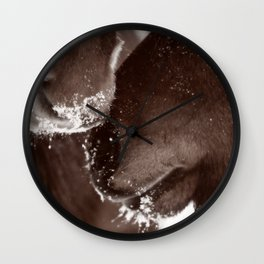 close to each other Wall Clock
