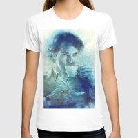 tea T-shirts featuring Tea by Anna Dittmann