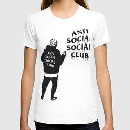hype series _anti anti T-shirt