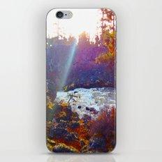 Benham Falls iPhone & iPod Skin