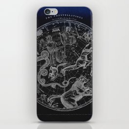 NY, Constellations iPhone Skin