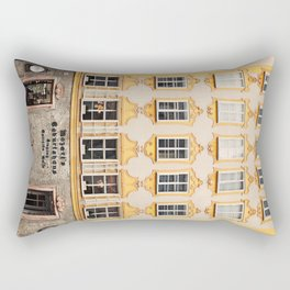 Mozart Residence  Rectangular Pillow