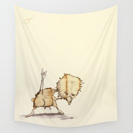 #coffeemonsters 503 Wall Tapestry