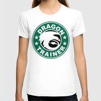 hiccup T-shirts featuring Dragon trainer by Ainy A.