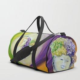 Colorful Elves Duffle Bag