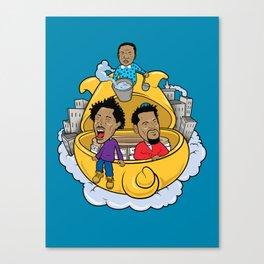 Wayans Bros Canvas Print