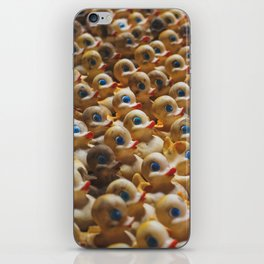 Rubber Ducky iPhone Skin