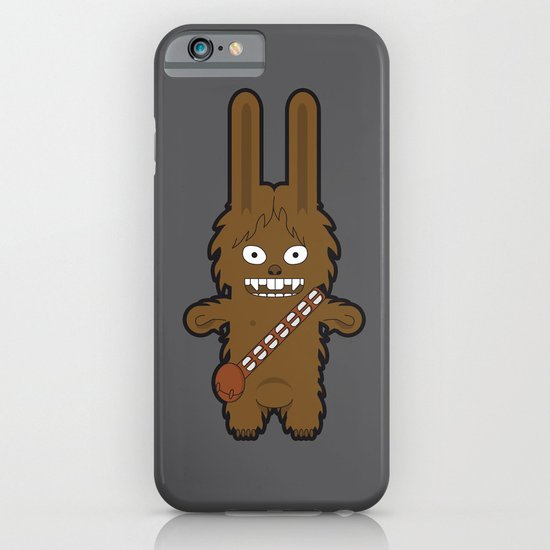 Sr. Trolo / Chewbacca gray iPhone & iPod Case