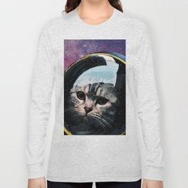 Catstronaut Long Sleeve T-shirt