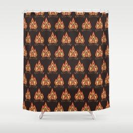 SUPER L/T! Shower Curtain