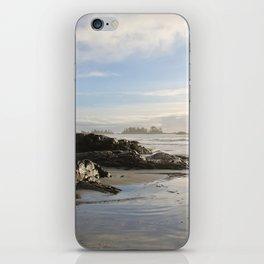 tofino sunset iPhone Skin