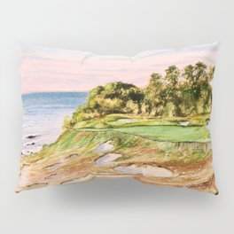 Whistling Straits Golf Course Pillow Sham