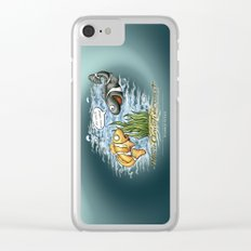 When Clownfishes meet Clear iPhone Case