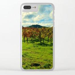 Napa Wagon Clear iPhone Case