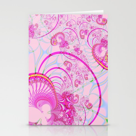 Pink!!! Stationery Cards